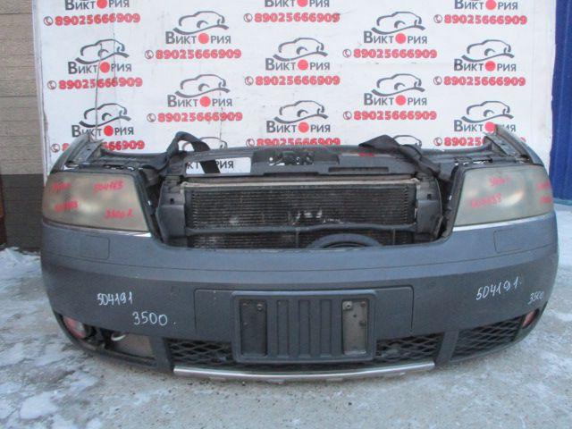 Бампер передний для Audi A6 С5 (2002) - фото #1