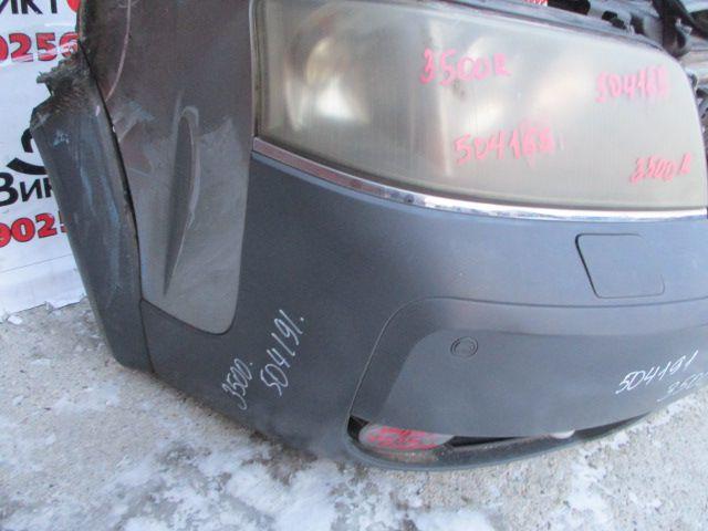 Бампер передний для Audi A6 С5 (2002) - фото #2
