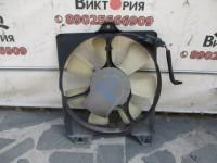 Вентилятор радиатора кондиционера Toyota Raum EXZ10 (1999)