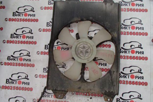 Вентилятор радиатора кондиционера для Mitsubishi Chariot Grandis N84W (2000) - фото #2
